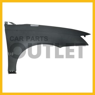 03 07 Saturn ion Right Front Fender GM1241294 Primered Sedan Fabricated Plastic