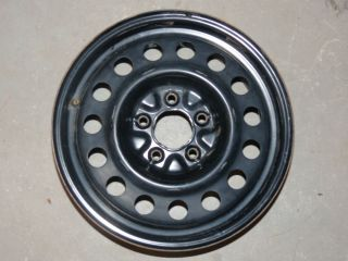 "Buick Pontiac Oldsmobile Chevrolet Saturn 16"" Steel Wheel 095995642"