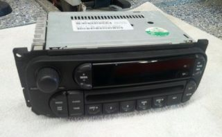 02 03 04 05 Dodge RAM 1500 Stock Radio Am FM CD Player Factory Stereo