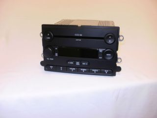 2007 Ford F150 Factory Stereo  6 Disc Changer CD Player Radio