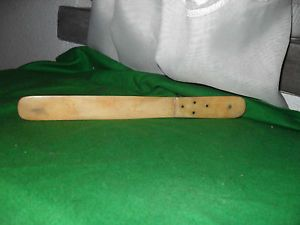 Antique Art Deco Bone Carved Letter Opener