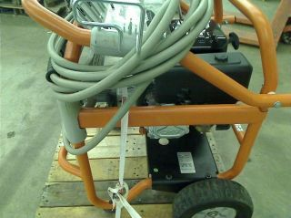 Generac 3300 PSI 3 2 GPM OHV Engine Triplex Pump Gas Pressure Washer $719 00