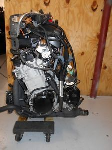 2012 09 11 12 2183 Suzuki Hayabusa Complete Engine Motor Kit Only 728 Miles