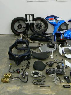 New Zero Mile Complete Engine Motor Kit 12 13 14 GSXR1000 GSXR 1000 Dwaft Car