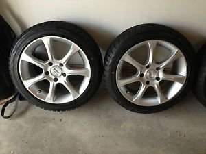 Blizzak Winter Snow Tires 205 50R17 Wheels