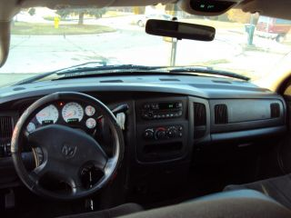 2003 Dodge RAM 1500 Quad Laramie SLT Loaded with Accessories One of A Kind