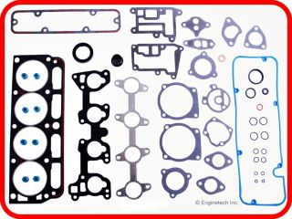 94 97 Chevy S10 Sonoma 2 2L OHV L4 Gaskets Rings Bearings re Ring Kit