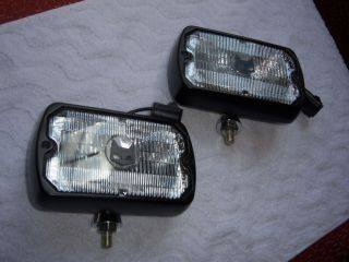 1979 1986 Ford Mustang SVO GT Marchal 750 Fog Lights Mark VII Jeep AMC