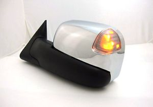 1994 1998 Dodge RAM 1500 Towing Mirrors Both Sides Set of 2 Gives A 2010 Look