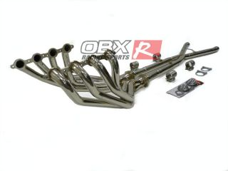 09 10 Chevy Corvette C6 LS9 6 2L V8 OBX Exhaust Header Full Length