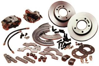 Mustang 65 73 Rear Disc Brake Kit for 28 Spline Axle