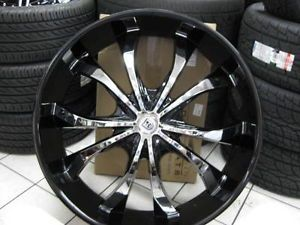 "32"" Lexani Lust Wheels Only Dub Escalade Tahoe asanti Diablo Forgiato 28 30 26"