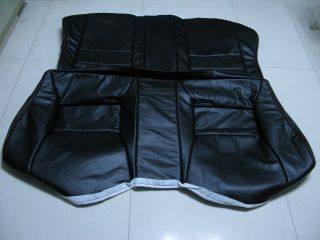 1989 1994 Nissan 240sx s13 Leather Rear Seats Cover