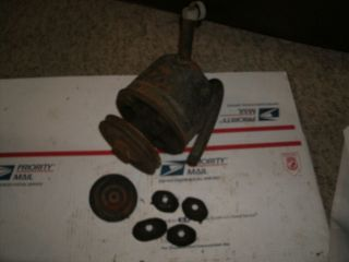 1955 Ford Truck Power Steering Pump Rat Rod Hot Rod Barn Find Vintage
