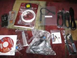 Asus Rampage III Extreme Cables Parts and Accessories
