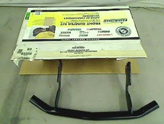 Cub Cadet Front Bumper for Fast Attach and Box Frame Riding Mowers