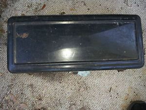 Ford Model T A Era Running Board Tool Box Vintage Antique Auto