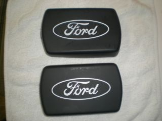 1979 1986 Ford Mustang SVO GT Mark VII T Bird Marchal Foglamp 750 Cover Set