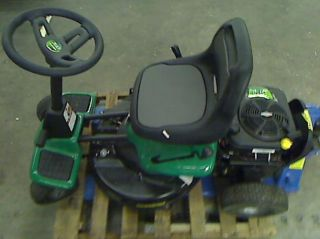 Weedeater 26 in 190cc Briggs and Stratton Rear Engine Riding Mower $729 99 TADD