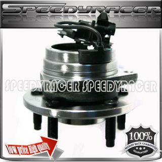 07 08 Saturn Aura XE 07 Saturn Aura XR Front Wheel Hub Bearing Assembly