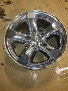 2006 Dodge RAM 1500 Chrome Clad Rim