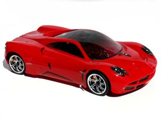 Pagani Huayra Red Pro Brushless Belt Driven RC Car 2 4GHz Remote Radio Li Po
