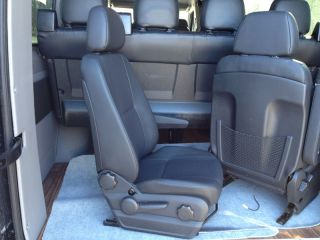 Leatherette Mercedes Benz Sprinter Seat New Limousine Passenger Seat Dodge