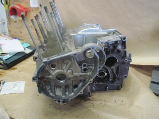 Suzuki GS750 GS 750 TSCC GS750X Engine Cases Block