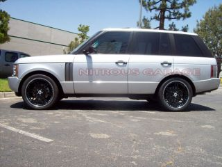 22 Range Land Rover BMW x5 asanti I HRE Forged Sport LR3 LR4 Wheels Tires MHT 24