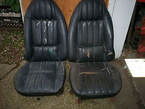 1970's 1980's Bucket Seats GM Chevy Camaro Pontiac Olds Buick Ford Dodge Rat Rod