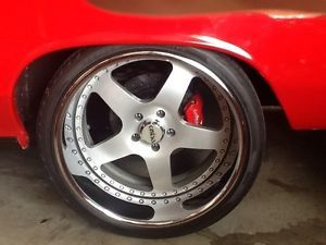 Kinesis K59 3 Piece Wheels Tires $9200 New asanti Camaro Chevelle Nova GTO