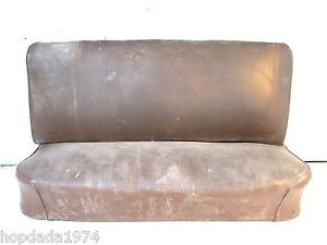 1940 1941 1946 1947 Dodge Pickup Truck Bench Seats