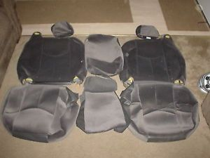 New Take Off Seat Covers for A Silverado Sierra Extended Cab Truck