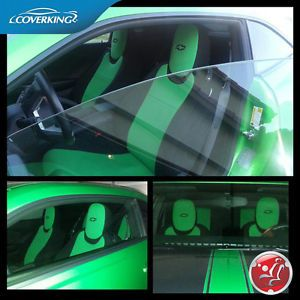 Chevy Camaro 5 Coverking CR Grade Neoprene Ultra Custom Fit Front Seat Covers