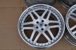 "20"" asanti AF116 Satin Face Wheels Rims Staggered 20x9 20x11 5x112 Mercedes Benz"