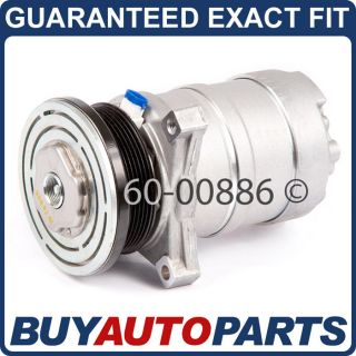 New AC Compressor Clutch Chevy Astro GMC Safari Van