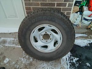 Cooper Discoverer M s 265 75R16 Winter Snow Tires