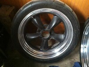 "18"" American Racing Torque Thrust Wheels with Nitto NT01 Tires Ford 5x4 5"""