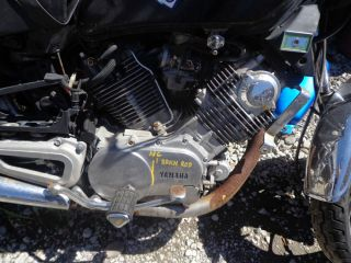 1982 Yamaha XV750 XV 750 Virago Engine Motor for Parts