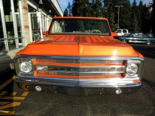 1970 Chevrolet Blazer 2 Wheel Drive Custom Street Rod Air Ride Stunning Paint