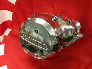 Honda CB750 CB 750 Polished Stator Cover 69 78 0EM Vintage Left Side Engine