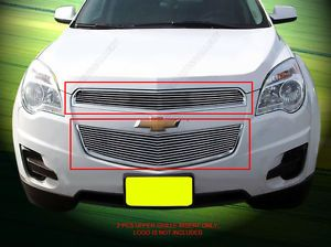 2010 2013 Chevy Equinox Billet Grille Grill Insert