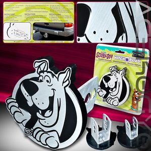 Scooby Doo Trailer Aluminum Towing Hitch Plug Cover Chevy Silverado Dodge RAM PU