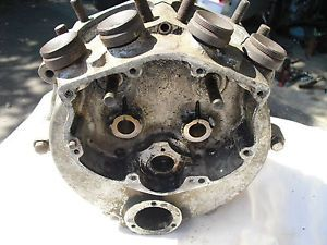 Indian Motorcycle 1941 741 Scout Engine Motor Cases