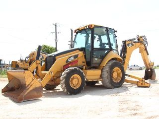 2008 Caterpillar 420E Backhoe Backhoe Loader Excavator Backhoe Cat 28 Pics