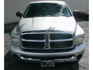 2004 Dodge RAM 1500 SLT Quad Cab 4x4 5 7 Litre Hemi Engine