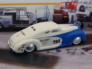 1940 Ford Salt Flats Racer 1 64 Scale Limited Edition