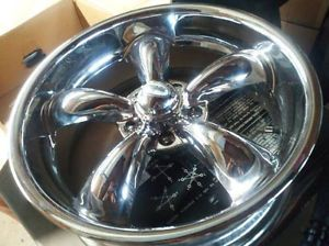 "Coys Wheels C5 Chrome Rims 18"" C 5 Torque Thrust FOOSE Intro Budnik Boyd Cragar"