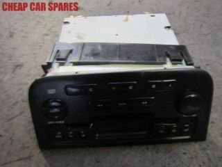 Peugeot 406 99 04 CD Stereo Radio Cassette Player Head Unit Original No Code