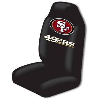San Francisco 49ers NFL Licensed Individual Car Seat Cover
